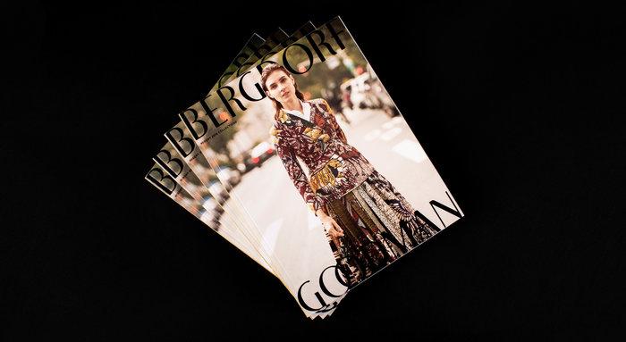 Bergdorf Goodman magazine 2019 1