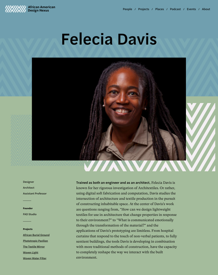 African American Design Nexus 4