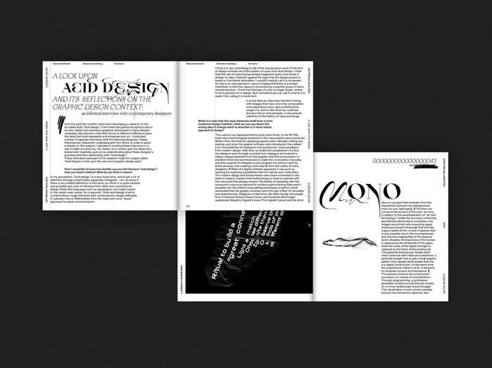 Número Zero magazine 3