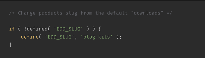Code snippet in Fira Mono.