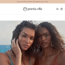 Portia-ella website