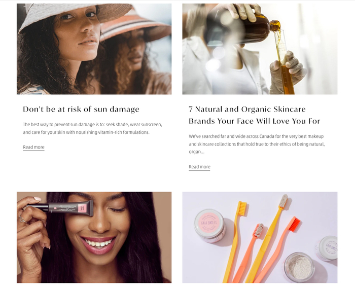 Portia-ella website 5