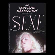 "<cite>La Septième Obsession</cite>, issue 29, ""Sexe"""