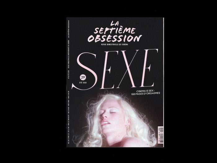 "La Septième Obsession, issue 29, ""Sexe"" 1"