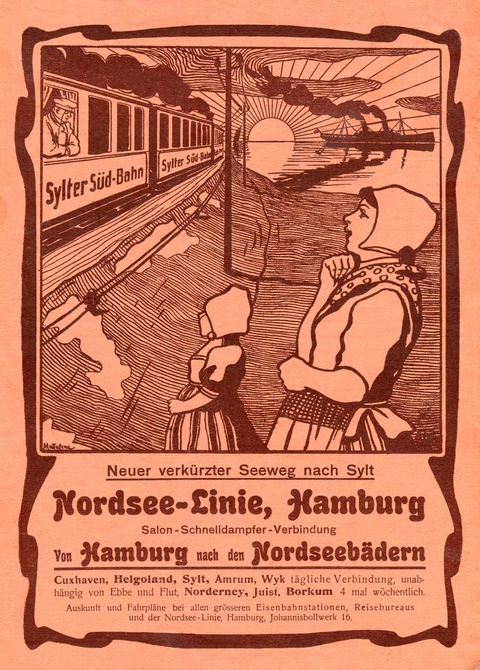 Nordsee-Linie ad (1902)