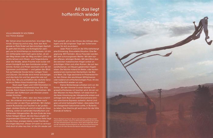 Toska – Das Magazin für etruskischen Lebensstil 4