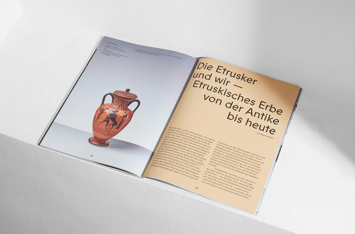 Toska – Das Magazin für etruskischen Lebensstil 2
