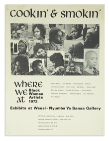 <span><span>Where We At – </span><cite>Cookin' &amp; Smokin'</cite> at <span>Weusi-Nyumba Ya Sanaa Gallery</span></span>