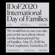 International Day of Families invitation