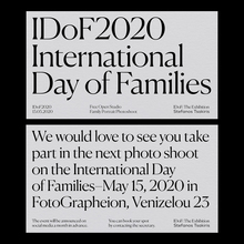 International Day of Families invitation
