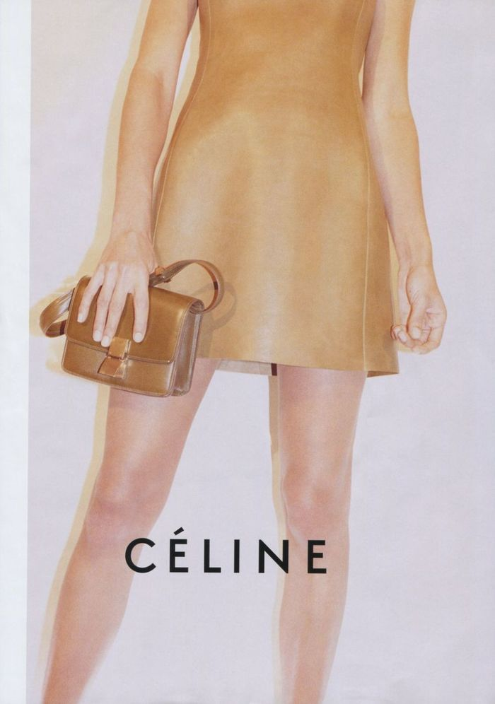 Céline by Jürgen Teller, summer 2010.