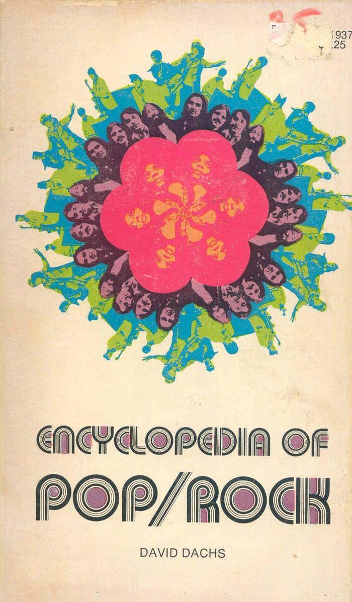Encyclopedia of Pop/Rock by David Dachs 1