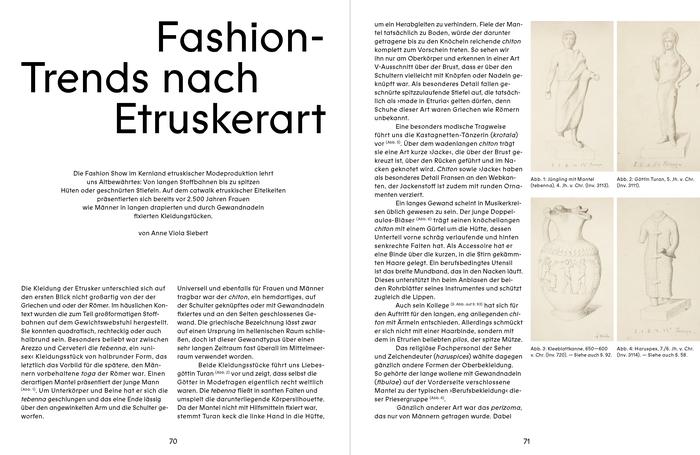 Toska – Das Magazin für etruskischen Lebensstil 10
