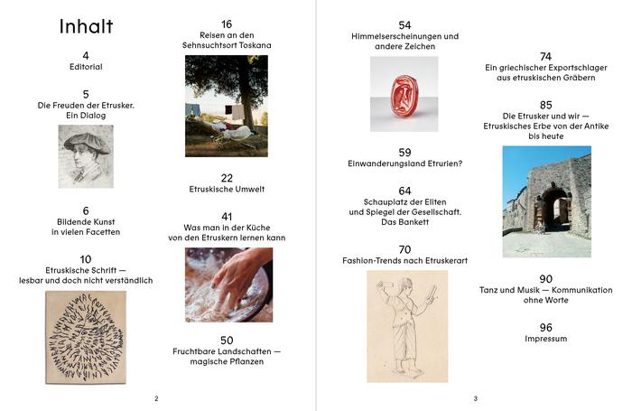 Toska – Das Magazin für etruskischen Lebensstil 7