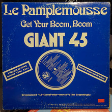 Giant 45 single record series (AVI Records)