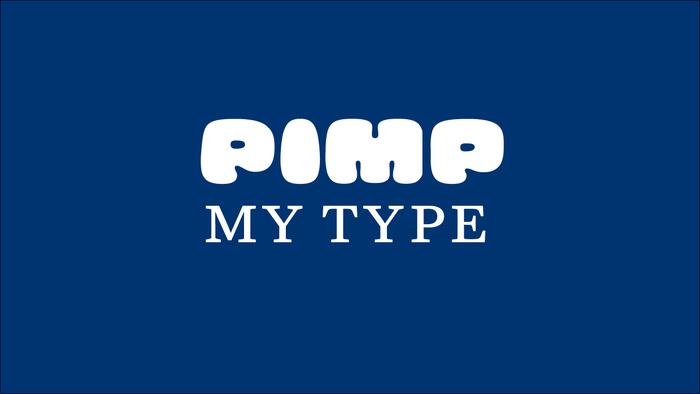 Pimp my Type 1