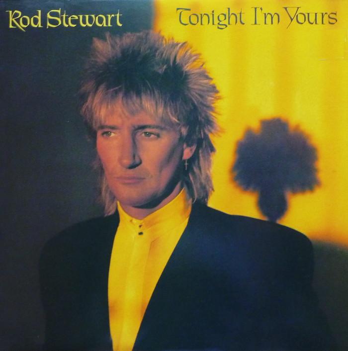 Rod Stewart – Tonight I'm Yours album art 1
