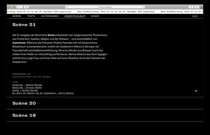 Scène website 7