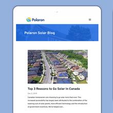 Polaron Solartech