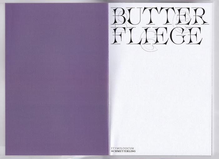 Butterfliege – A Story about Butterflies 2