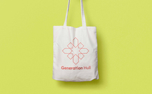 Generation Hull visual identity