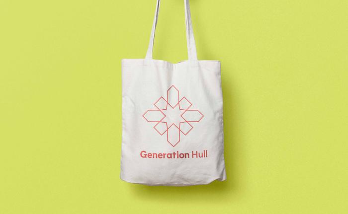 Generation Hull visual identity 1