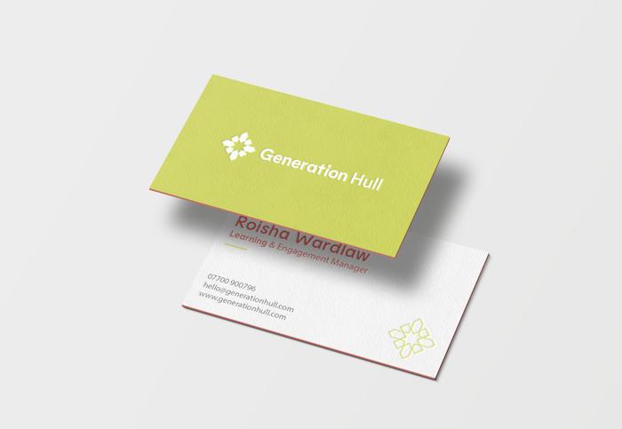 Generation Hull visual identity 4