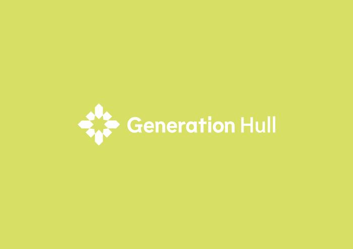 Generation Hull visual identity 2