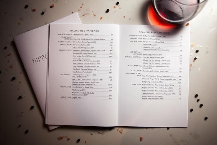 Hippopotamus Restaurant menus 4