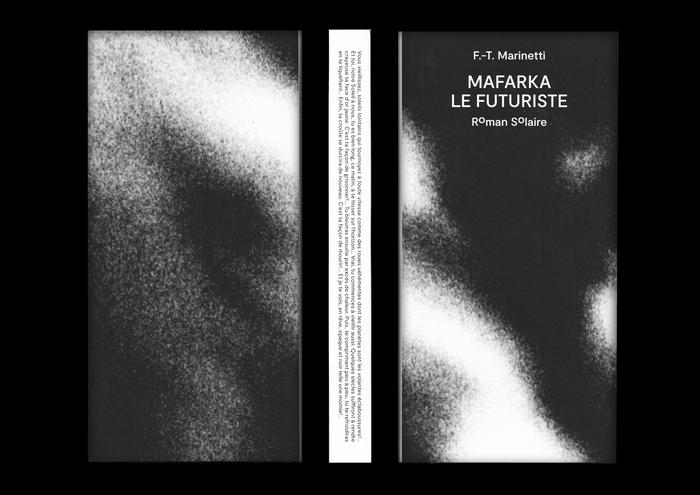 Mafarka le Futuriste, Roman Solaire (ISIA Urbino) 9