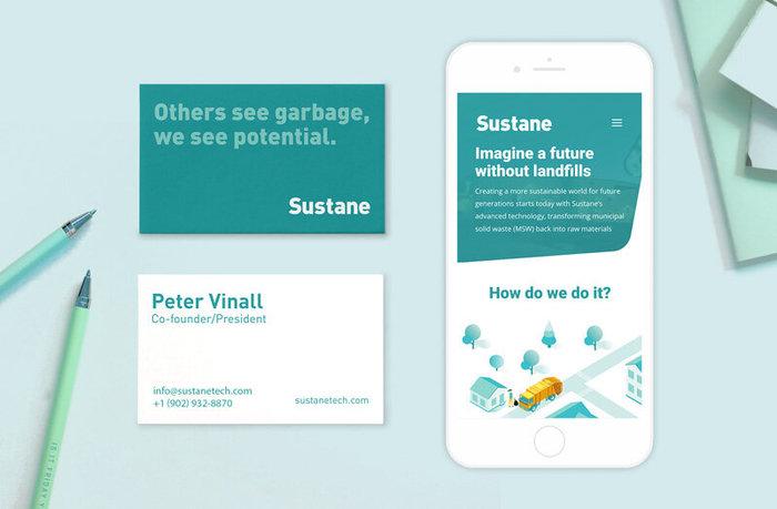 Sustane Technologies 3
