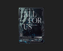 <cite>All for us</cite> digital theater
