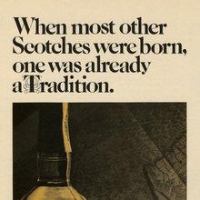 White Horse ad (1969)