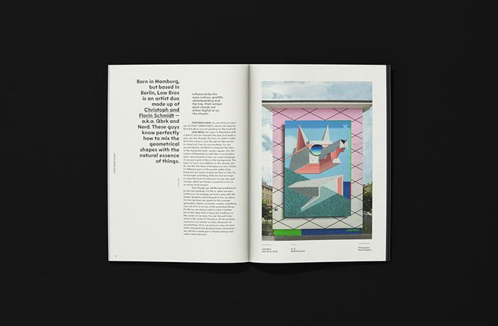 Stadt.Wand.Kunst catalogue/recap brochure 6