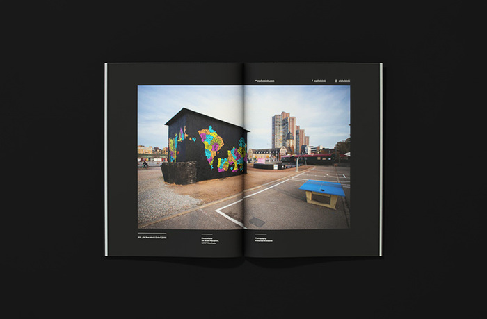 Stadt.Wand.Kunst catalogue/recap brochure 7