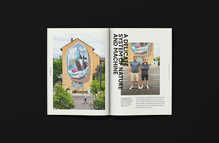 Stadt.Wand.Kunst catalogue/recap brochure 8