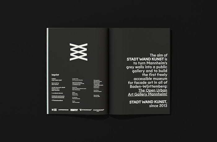 Stadt.Wand.Kunst catalogue/recap brochure 17