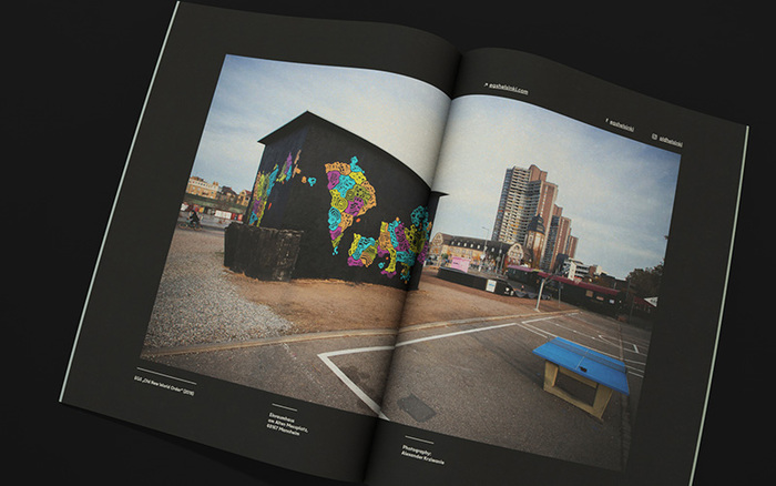Stadt.Wand.Kunst catalogue/recap brochure 26