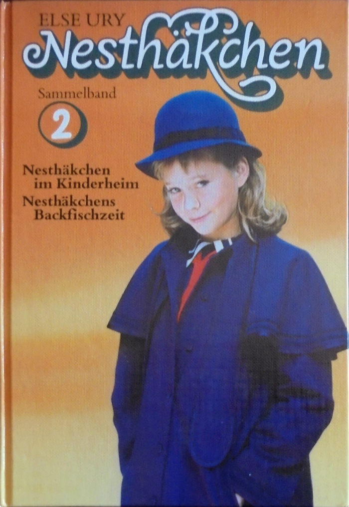 Vol. 2: Nesthäkchen im Kinderheim / Nesthäkchens Backfischzeit.