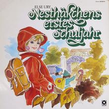 <cite>Nesthäkchen</cite> by Else Ury (Deutscher Bücherbund/Sonocord)