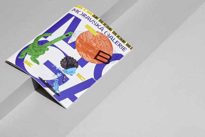 Magazín Moravské galerie v Brně 1
