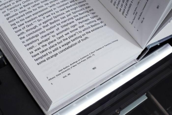 Alain Badiou – Sometimes, We Are Eternal 5