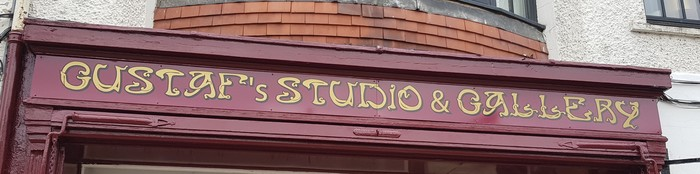 Gustaf's Studio & Gallery, Peebles 1