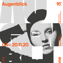 Augenblick, Festival du cinéma germanophone 2020 poster