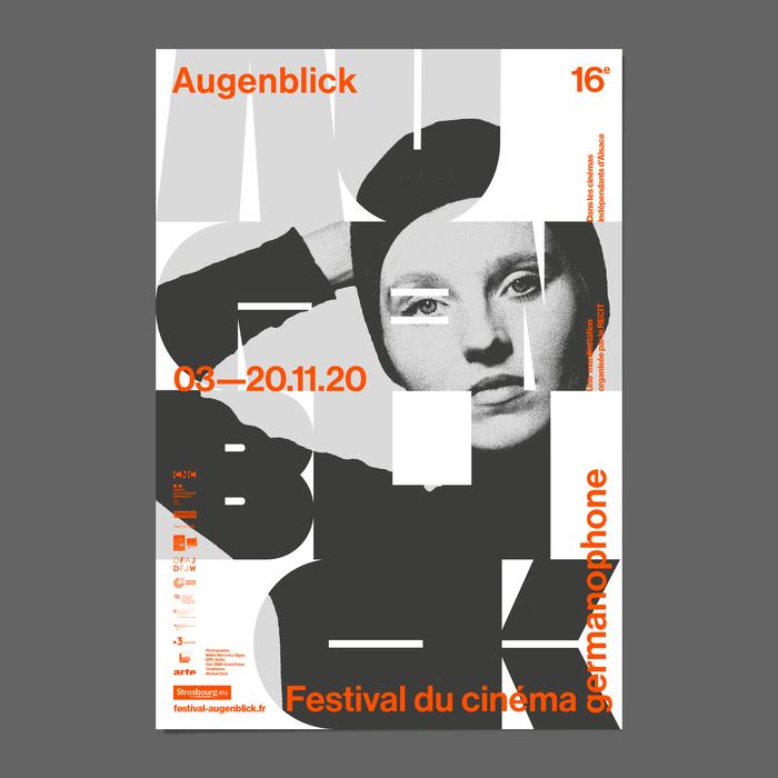 Augenblick, Festival du cinéma germanophone 2020 poster 1