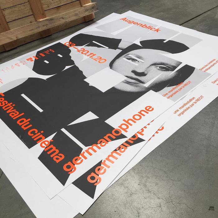 Augenblick, Festival du cinéma germanophone 2020 poster 2