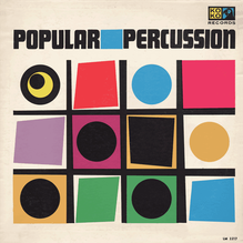 <cite>Popular Percussion</cite> and <cite>Latin Percussion</cite> (Koko Records)