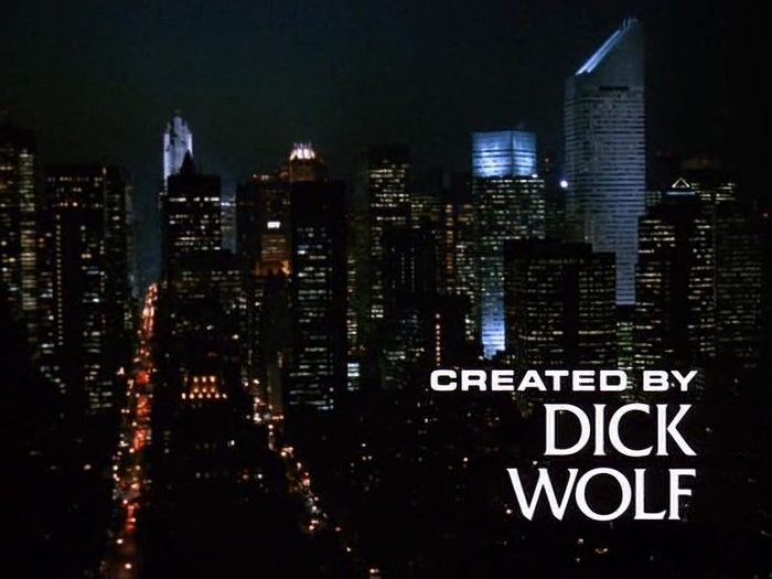 Image of Created by Dick Wolf