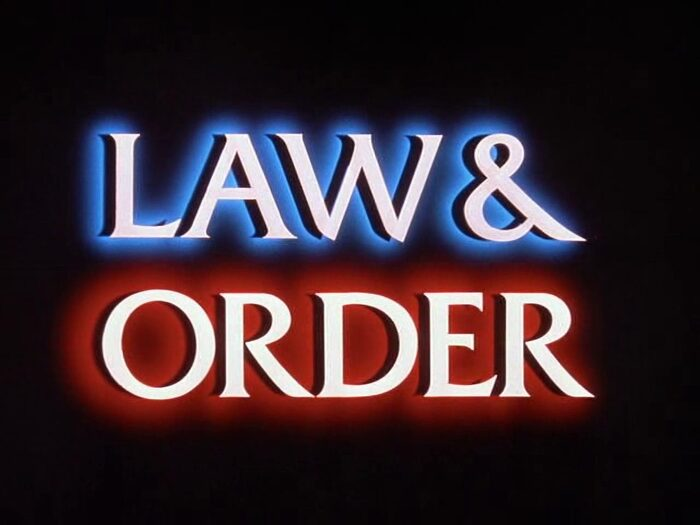Image of Law %26 Order end