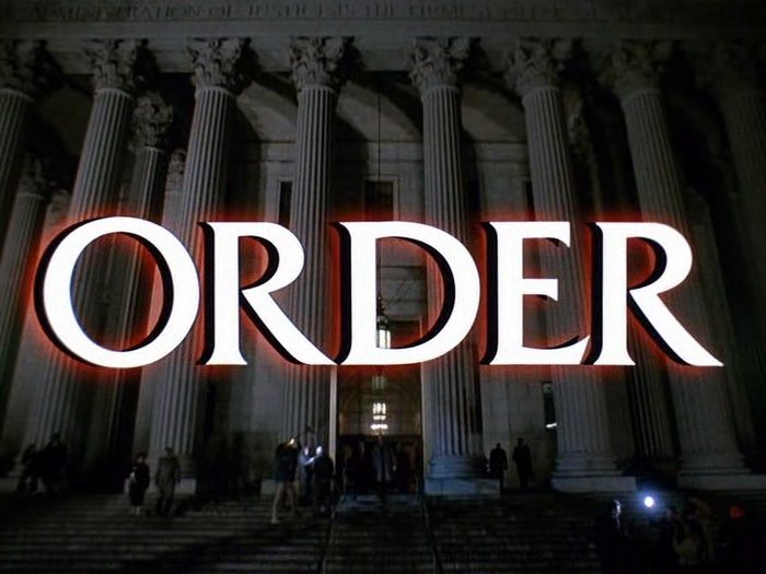 Image of Order